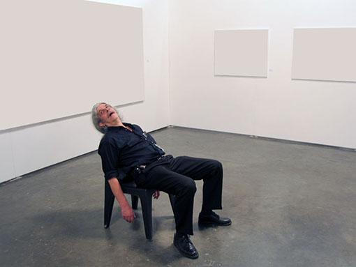 Peter Herrmann im Berlintrauma