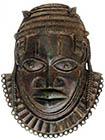 Maske der Edo, Nigeria