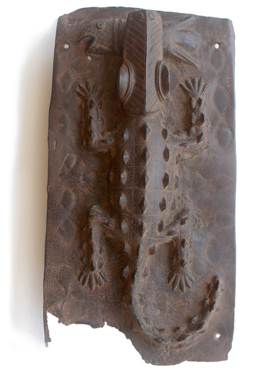 Benin Culture - Crocodile