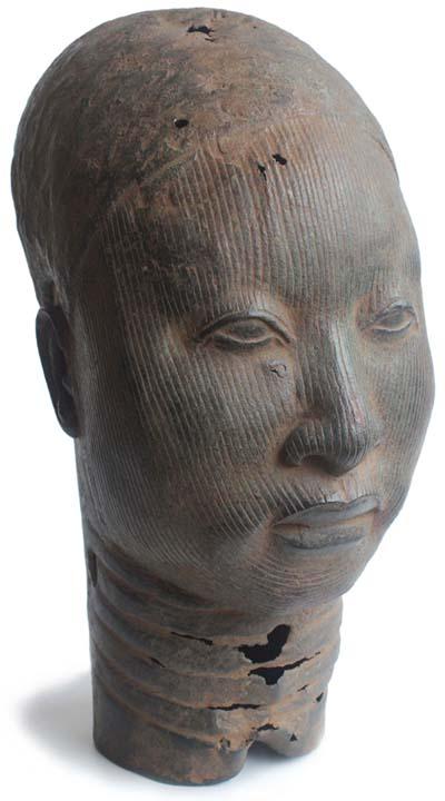 Kopf Ife-Kultur, Nigeria
