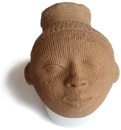 Kopf der Ife-Kultur | Terrakotta