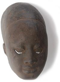 Maske der Ife Kultur