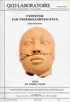 Thermoluminescence Analyse
